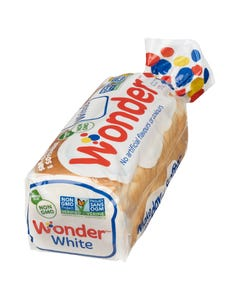 Wonder Bread White 675g