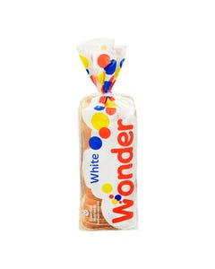 Wonder Bread White 570g