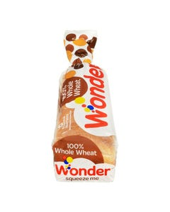 Wonder Bread Whole Wheat 570g