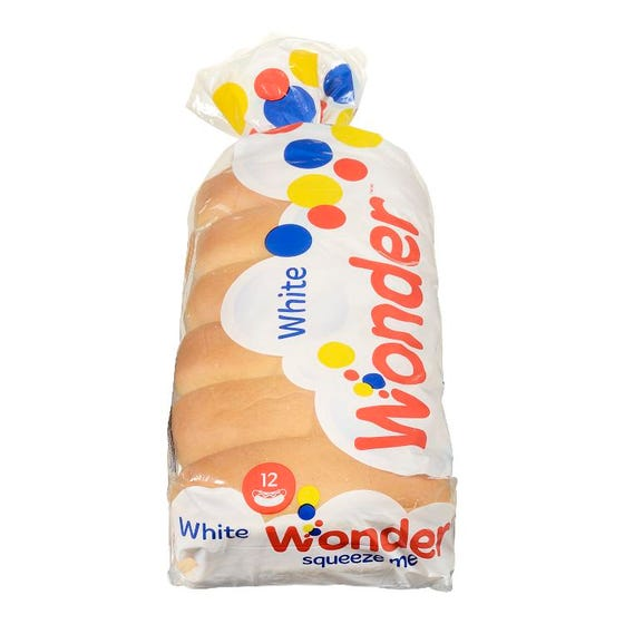 Wonder Hot Dog Buns 12CT
