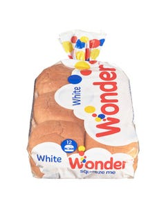 Wonder Hamburger Buns 12CT