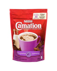 Carnation Chocolat Chaud Guimauves 450G