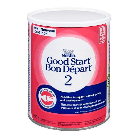 Nestle Bon Depart 2 Poudre 900G