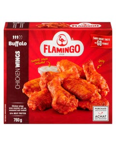 Flamingo Buffalo Chicken Wings 760G
