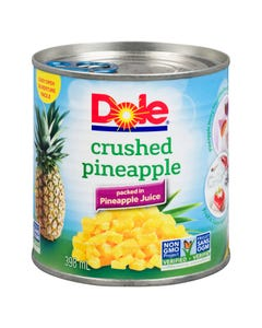 Dole Pineapple Crushed 398ml