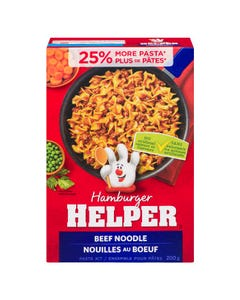 Hamburger Helper Beef Noodle 200g
