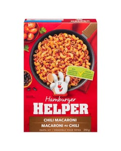 Hamburger Helper Chili Macaroni 210g