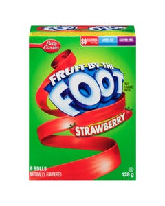 Betty Crocker Fruit By The Foot Strawberry 128G