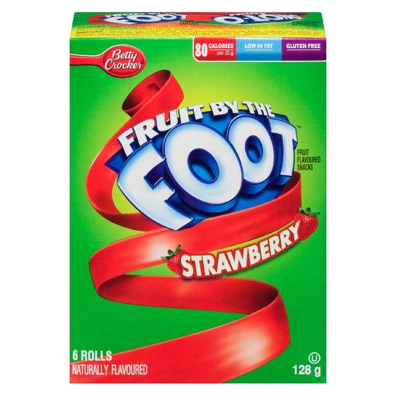Betty Crocker Fruit By The Foot Strawberry 128G