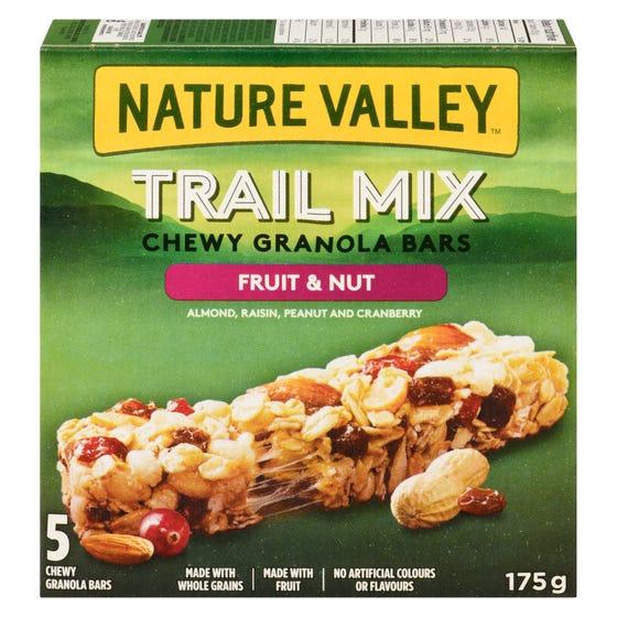 Nature Valley Mélange du Randonneur Fruits et Noix 175G