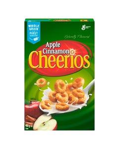 General Mills Apple Cinnamon Cheerios 450G