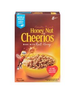 General Mills Honey Nut Cheerios 430G