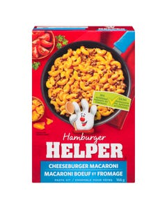 Hamburger Helper Cheeseburger Macaroni 166g