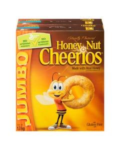 General Mills Honey Nut Cheerios Cereal 1.3kg