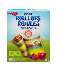 Fruit Rollups Tropical Tie Dye 141G