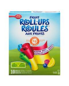 Fruit Roll Ups Blastin' Berry Variety 141G