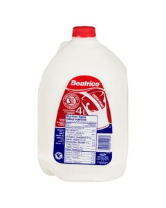 Beatrice Milk 3% 4l