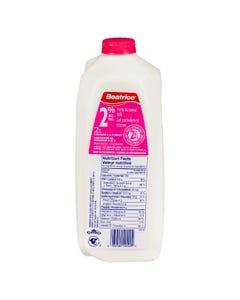 Beatrice Milk 2% Jug 2L