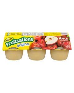 Mott's Fruitsations Original Apple Sauce 6X104G