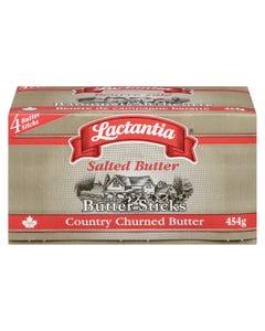 Lactantia Salted Butter Sticks 454G