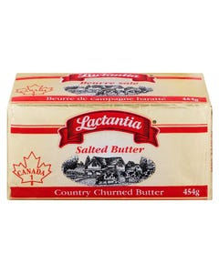Lactantia Salted Butter 454G