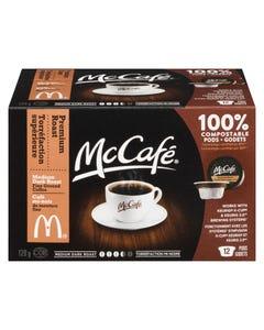 McCafe Premium K-Cups 12 count 129g