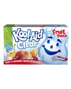 Kool-Aid Clear Fruit Punch 10X180ML