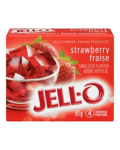 Jello Strawberry 85g