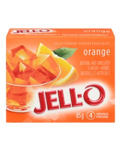 Jello Orange 85g