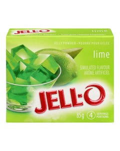 Jello Lime 85g
