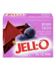 Jello Grape 85g