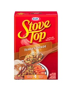 Stove Top Stuffing Mix Turkey 120g