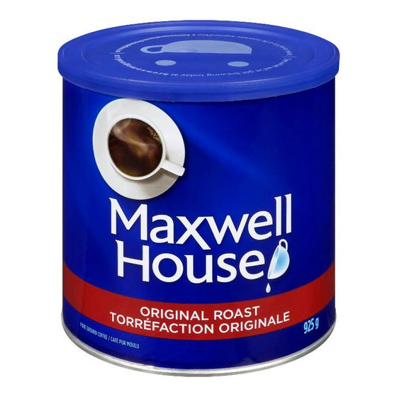 Maxwell House Café Moulu Torréfaction Originale 925G