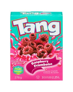 Tang Drink Crystals Raspberry 3x92g