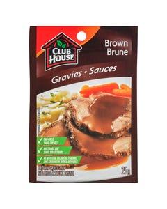 Club House Gravy Mix Brown 25g