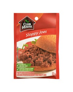 Club House Seasoning Mix Sloppy Joes 37g