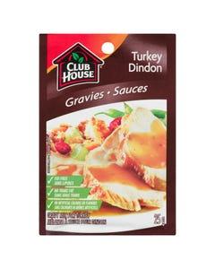 Club House Gravy Mix Turkey 25g