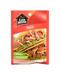 Club House Seasoning Mix Taco 35g