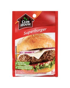 Club House Seasoning Mix Superburger 25g
