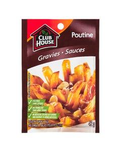 Club House Poutine Gravy Mix 42G