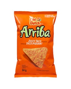 Old Dutch Arriba Zesty Taco 84G