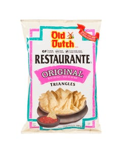 Old Dutch Restaurante Original Tortilla Chips 300G