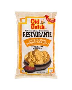 Old Dutch Restaurante Deli Rounds 310G