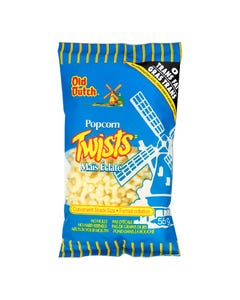 Old Dutch Popcorn Twists 55G