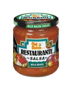 Old Dutch Restaurante Salsa Mild 430ML