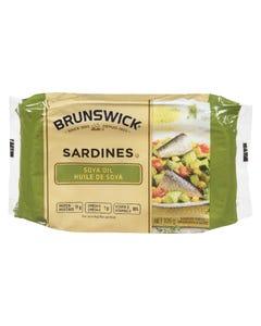 Brunswick Sardines Soya Oil 106G