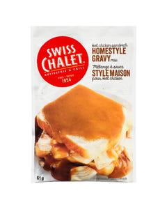 Swiss Chalet Hot Chicken Sandwich Homestyle Gravy Mix 51G