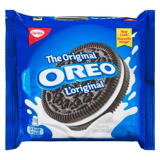 Oreo Originaux Biscuits 303G