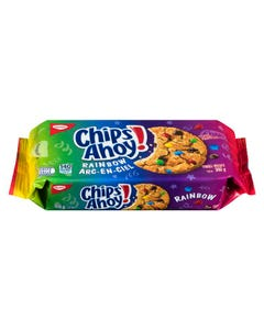 Chips Ahoy Rainbow Cookies 300G