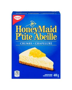 Christie Honey Maid Graham Crumbs 400g
